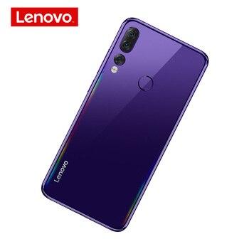Global ROM Lenovo Mobile Phone 6GB 64/128GB Smartphone Z5S 6.3 Inch 2340*1080 Rear Camera 16.0MP 8.0MP 5.0MP Octa Core Phones 1