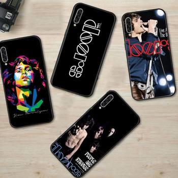 Чехол для телефона для Samsung S6 S7 edge S8 S9 S10 e plus A10 A50 A70 note8 J7 2017 с Джимом морнизоном рок-звездой музыкантом