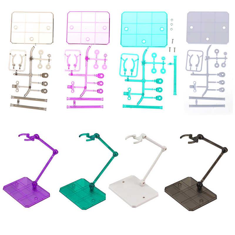 Akcesoria do figurek regulowany stojak na rysunek wspornik pomocniczy do podstawy 1/144 HG/RG