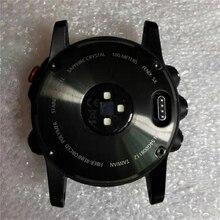 Garmin FENIX 5x 스마트 스포츠 시계 배터리 백 하우징 쉘 커버 용 버튼이있는 교체 용 뒤 표지 케이스