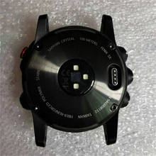 Substituição caso capa traseira com botões para garmin fenix 5x relógio inteligente esportes bateria de volta habitação capa escudo