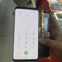Punto muerto pequeño para SAMSUNG Galaxy S8 G950 G950F  pantalla S8 Plus G955 G955F  digitalizador de pantalla táctil