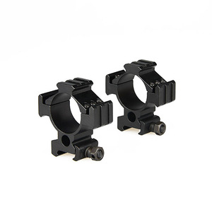 Ppt Tactical Scope Mount Ring 35 Mm Weaver Picatinny Scope Rail Mount Past Op 20 Mm Rail HS22-0239(China)