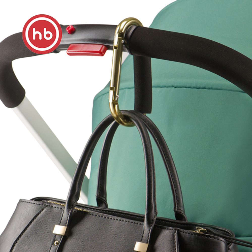 Stroller Accessories Happy Baby 40002 snap hook for bags bag stroller walk the rest барс 40002