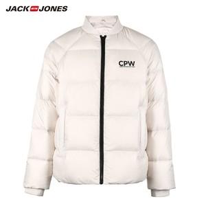 Image 2 - Jackjones 男性の冬の野球襟ショートジャケットスタイル 218412544