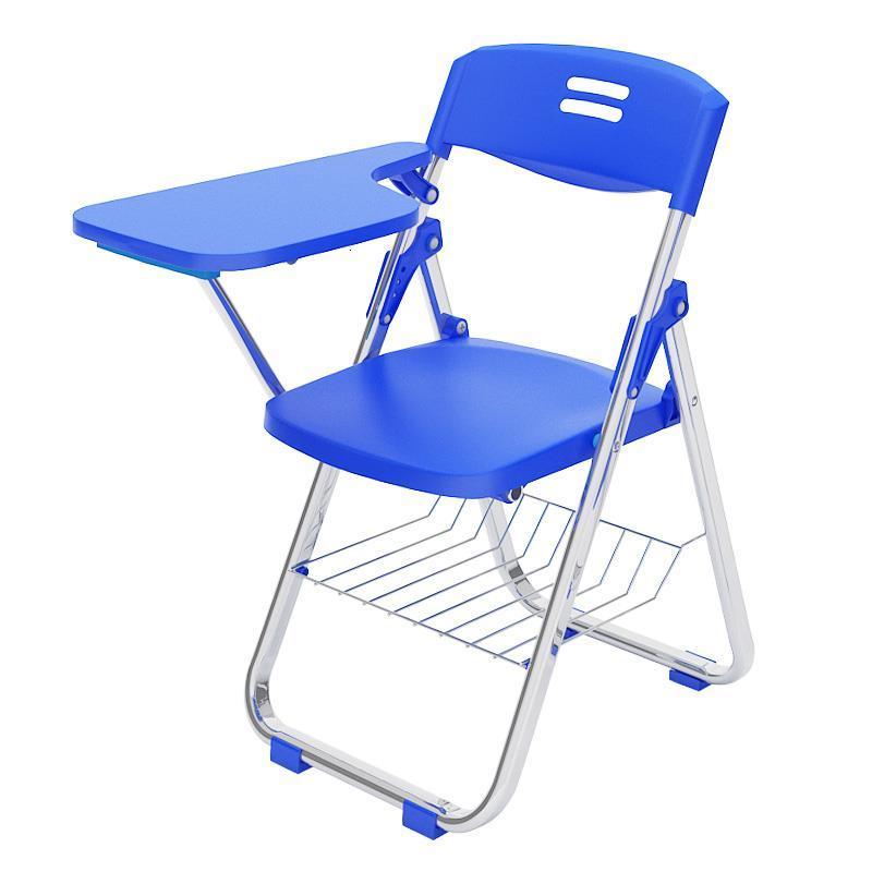 Executiva Jefe Alta Calidad Training Institution Cadeira Com Escrita Office De Board Silla Oficina Meeting Folding Chair