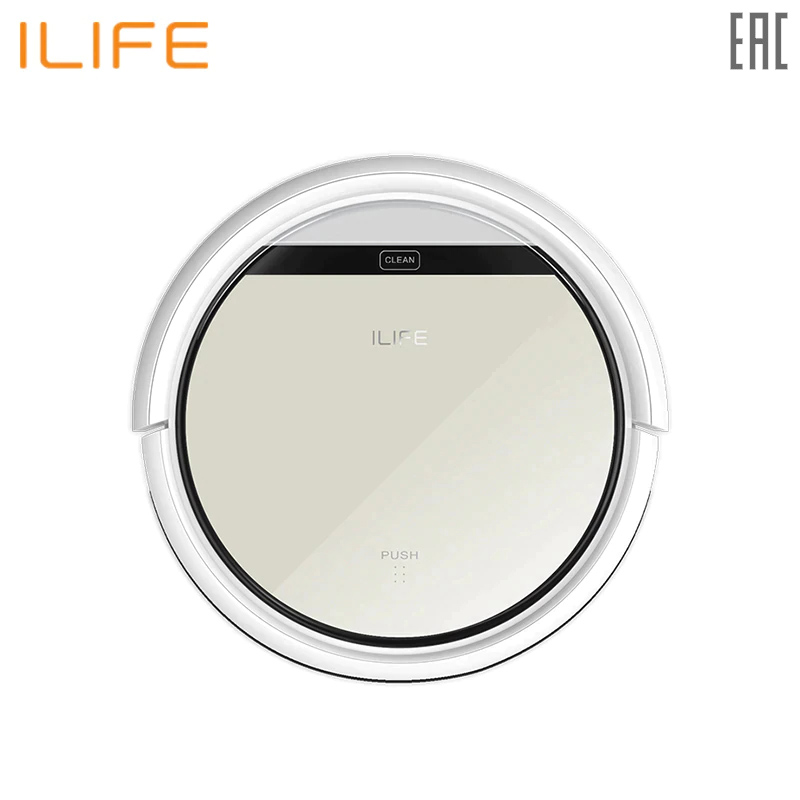 Robot vacuum cleaner  ILIFE V50 для сухой уборки.-in Vacuum Cleaners from Home Appliances on Aliexpress.com | Alibaba Group