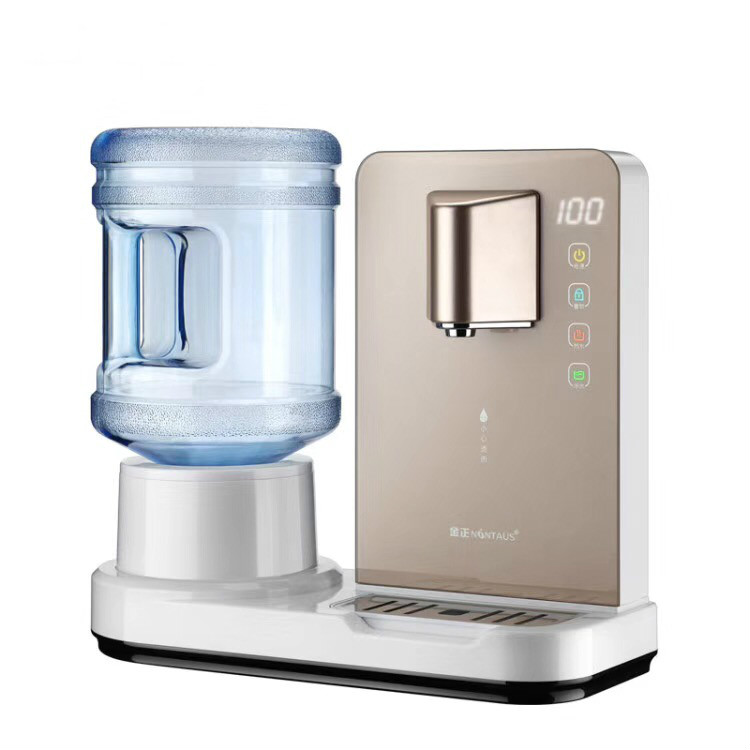 seconds quick-heating mini desktop drinking machine small instant-heating desktop household intelligent direct drinking water