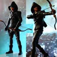 For collection 15CM Full Set doll FG002 1/12 Scale Green Arrow Actoin Figure Vip /Normal Version Collection for Fans gift