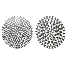HOT-WS2812 SK6812 LED Ring 5050 DC5V DIY LED Ring Built-In RGB Addressable LED Ring