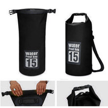 1 Pc Waterproof Dry Bag Sack Canoe Floating Boating Kayaking Camping Backpack(China)