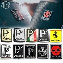 עבור וספה תג אופנוע מול לוח כיכר מדבקת ראש Fairing כיסוי GTS 250 300 ספרינט Primavera LXV GTV LX PX S 150 125