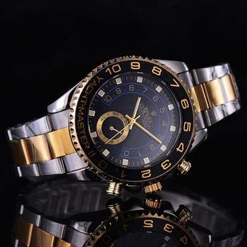 rolex- Luxury Brand quartz women Watches Quartz Watch Stainless Steel Strap wristwatch classic business dress men watch 002040 stainless steel rhinestone business quartz watch