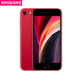 Original Unlocked Used Apple iPhone SE2 telephone 1Sim card Touch ID IOS 64/128/256GB 4G LTE A13 4.7'' Small Screen Mobile phone