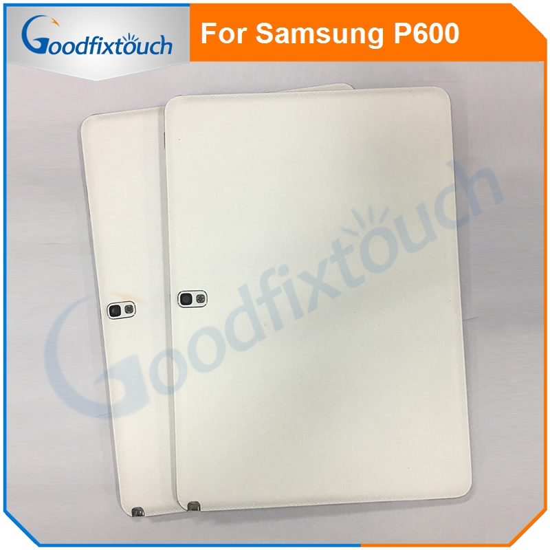 For <font><b>Samsung</b></font> Galaxy Note 10.1 (2014) P600 P601 <font><b>P605</b></font> SM-P600 SM-P601 SM-<font><b>P605</b></font> Back <font><b>Battery</b></font> Housing Cover Case <font><b>Battery</b></font> Door Cover image