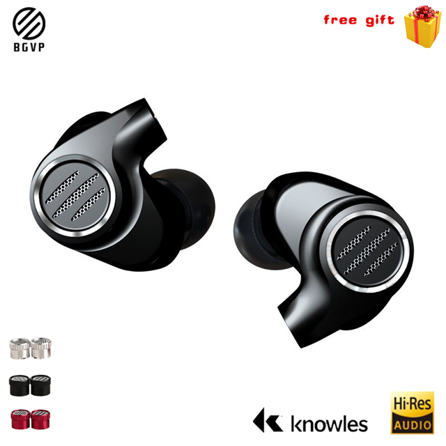 BGVP DMS 1DD+6 BA Hybird Drivers In Ear Monitor Headphones Dj Wired Hifi Stereo Mmcx High Fidelity Earphone Detachable Cable