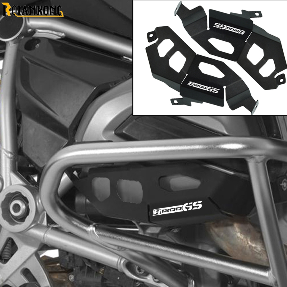 Motorcycle Engine Cylinder Head Valve Cover Guard Protector For <font><b>BMW</b></font> R <font><b>1200</b></font> <font><b>GS</b></font>/R/RS/RT R1200GS 2013+ 2014 2016 2017 <font><b>2018</b></font> R1200R image
