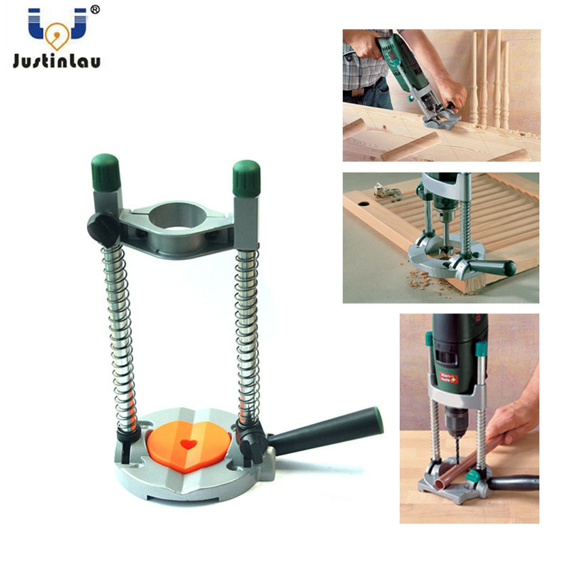 Adjustable Removable Angle Drill Jig Holder Guide Stand Precision Drill Bit For Grinders Positioning bracket Rack Shelf DIY tool