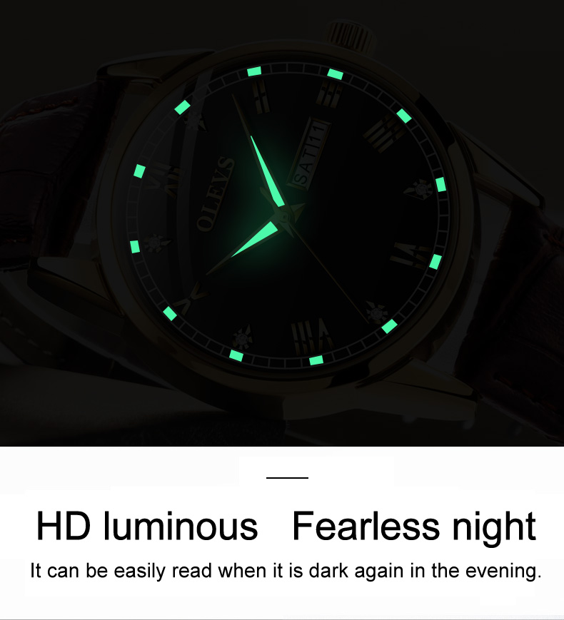 Часы OLEVS 6896-k