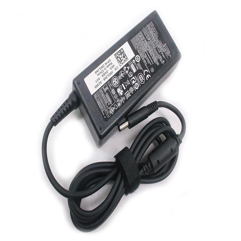 Original 65W 19.5V 3.34A Adaptor Charger For Dell HA65NS5-00 09RN2C DA65NM111-00 LA65NS2-01 PA-12 Inspiron 17 1750 1764 1720