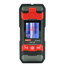 UNI-T Wall Scanner UT387D Detector Digital LCD Wall Electric Wire Metal Object Wooden Beam Detector Measurement Voice Indicatior