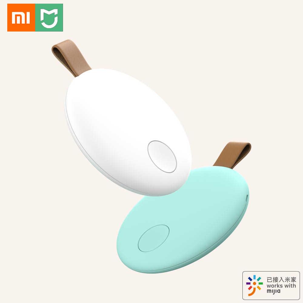 Xiao mi Ranres inteligentny inteligentny mi ni Anti-lost urządzenie dwukierunkowy wzajemnej szukaj i długości 15 M, z odległości pracować z mi app domu Anti-lost