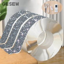 Bathroom-Accessories-Sets GESEW Washable Multifunctional Home Nano-Tape Double-Sided-Adhesive