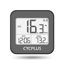 Cycplus ciclismo gps bicicleta acessórios do computador velocímetro led ipx6 à prova dwireless água odômetro cronômetro sem fio