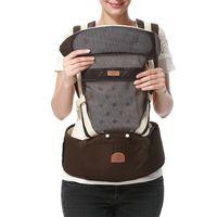 Single/Double Shoulder Baby Strap Waist Stool Multi function Kids Infants Carrier Children Cushion Belt