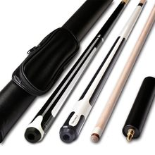 10/11.5/12.75mm 58 Inch Billiards Snooker Maple Pool Cue Stick With Cue Tip For Nine-ball Ball Come With Extension(China)