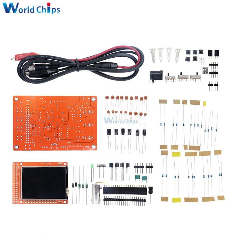 "Digital Oscilloscope DIY Kit 2.4 ""tft DIY Parts for Oscilloscope Making Electronic Diagnostic-tool Learning Set"