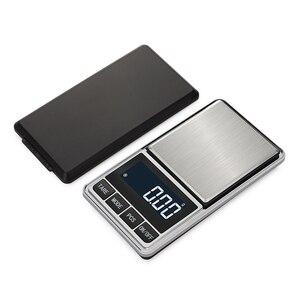 Карманные весы для ювелирных изделий, электронные весы с точностью в миллиграммах, высокоточные весы для ювелирных изделий, 2020 100 г/0,001 г