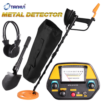 Professional Easy Installation Underground Metal Detector High Sensitivity Jewelry Hunter Treasure Gold Digger Metal Detecting underground metal detector coins treasure hunter detector waterproof gold digger finder professional detecting tools