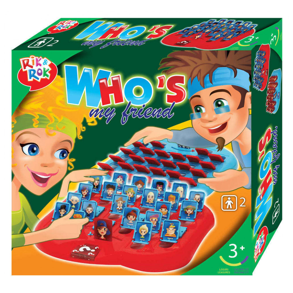 Toys & Hobbies Games and Puzzles Games Party Games ONE TWO FUN 386228 bink and gollie two for one