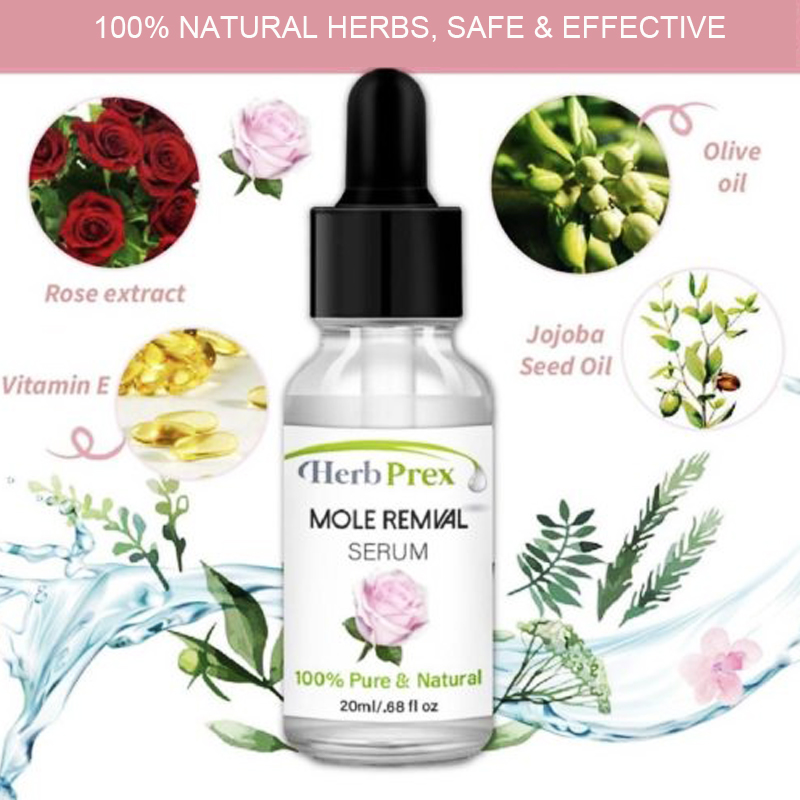 Facial Mole Skin Tag Removal Solution Vitamin C Serum Painless Whitening Cream Skin Care Products The Ordinary TSLM1
