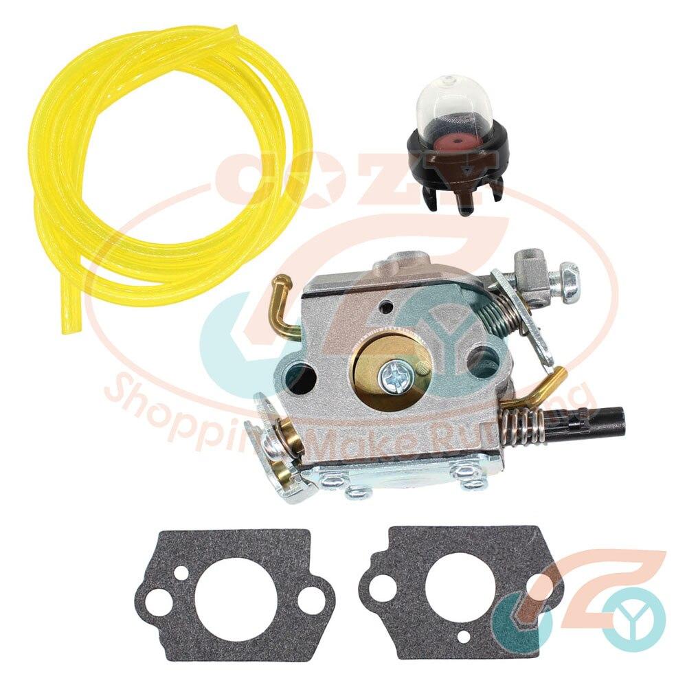 String trimmer Carburetor kit For Zama C1Q-EL24 Primer Bulbs Useful Durable