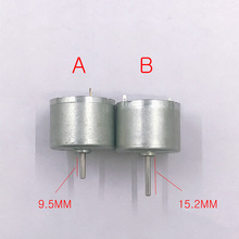 Small Motor Micro 24MM Mini Solar 3V-12V RF310 Wind-Turbine