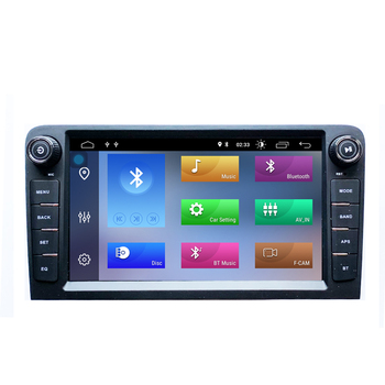 DSP Carplay Autoradio 2din Android Car DVD Player Radio For Audi A3 8P S3 2003-2012 RS3 headunit Multimedia Navigation Stereo image