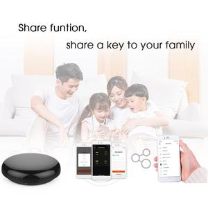 Image 3 - Universal Intelligent Smart Wireless WiFi+IR Switch Remote Controller Infrared Home Control Support for Alexa Google Smart Home