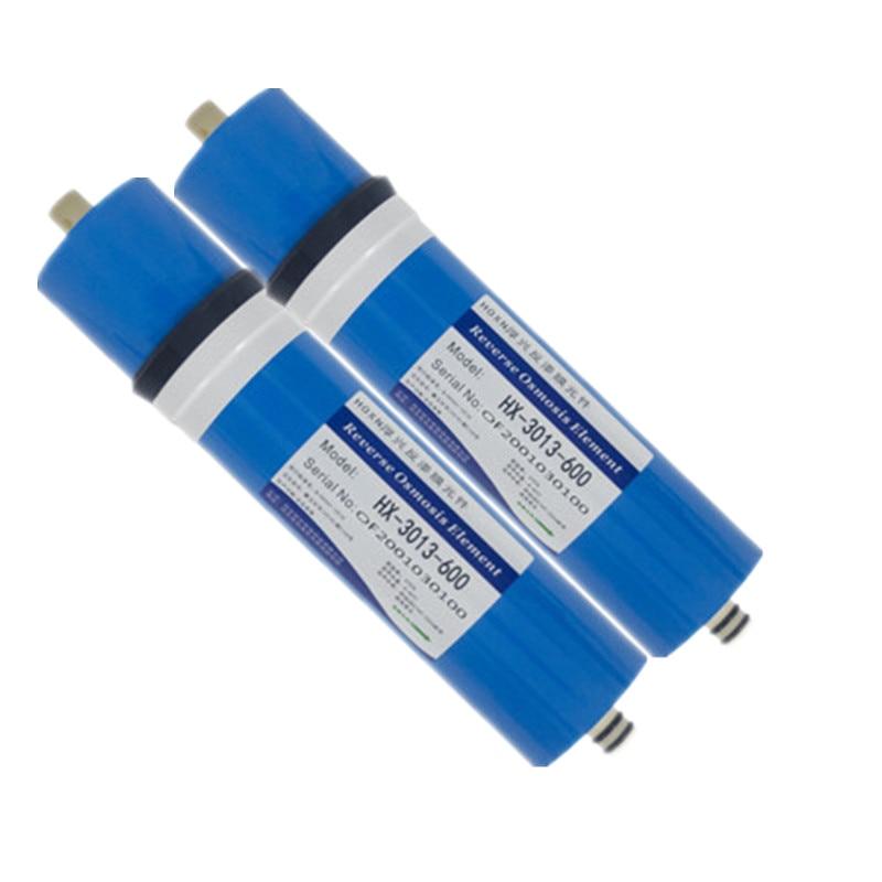 2pcs 600 gpd reverse osmosis filter 3013-600 membrane water filters cartridges ro system filter membrane