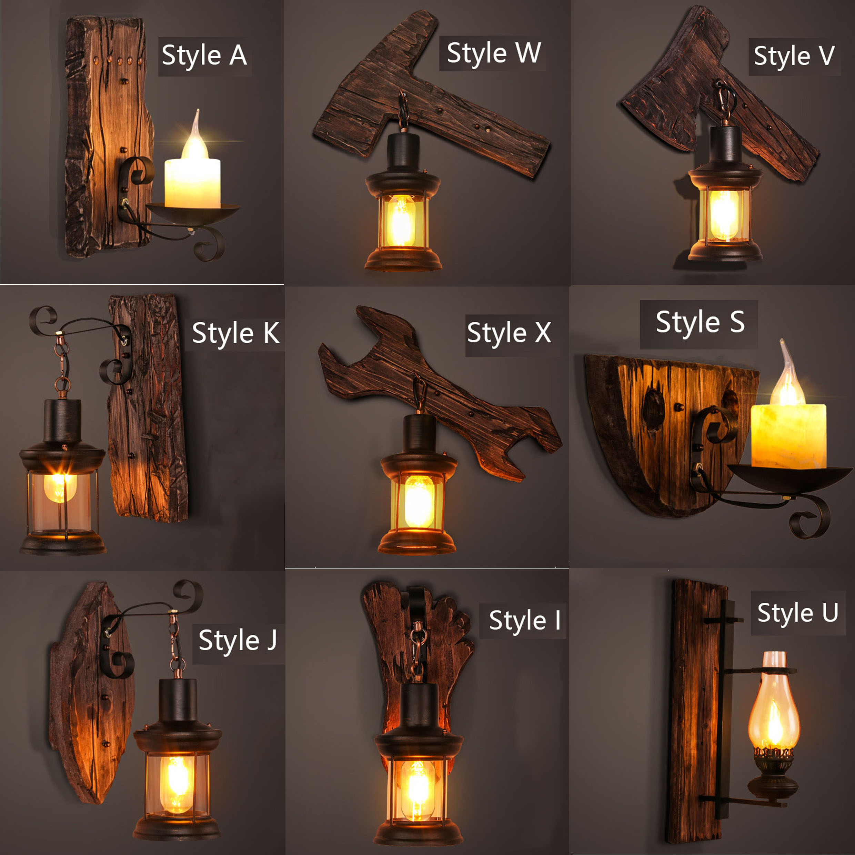 Wall Lights Vintage Lighting Fixtures