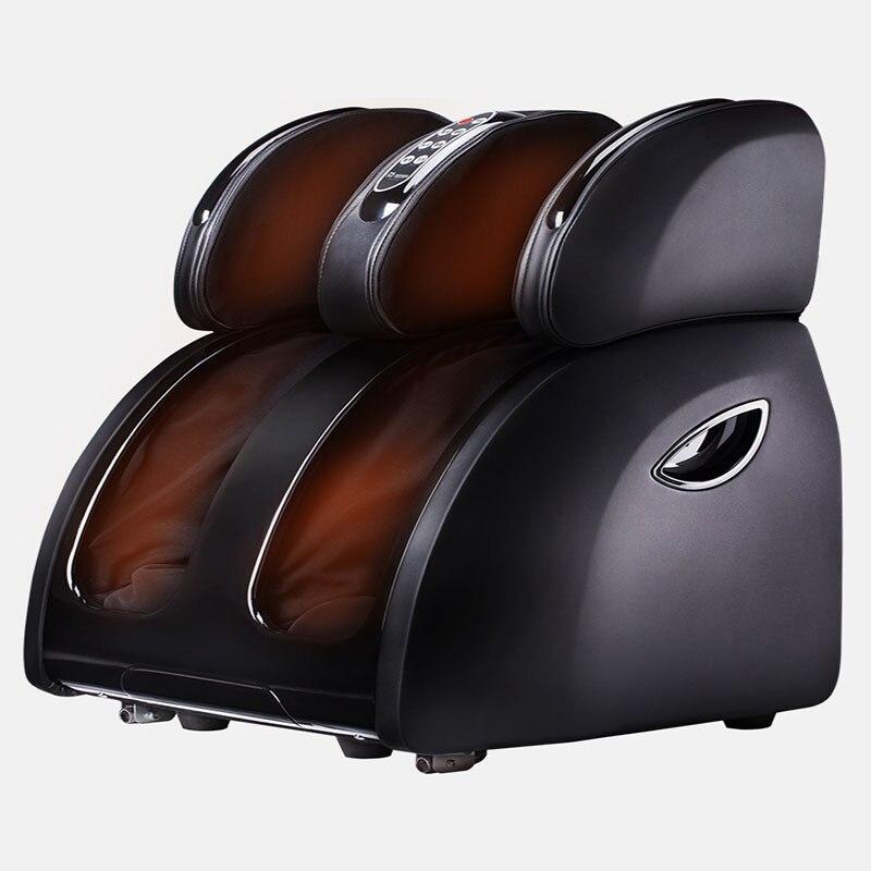 Automatic Foot Massage Machine Foot Massager Household Kneading Calf Leg Presser Thai Roll Carbon Fiber Heating Airbag Massage