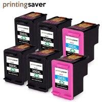 300XL ink Cartridge for hp 300 XL hp300 Ink Cartridge for hp Deskjet D1660 D2500 D2560 D2660 D5560 F2420 F2480 F2492 printer|Ink Cartridges| |  -
