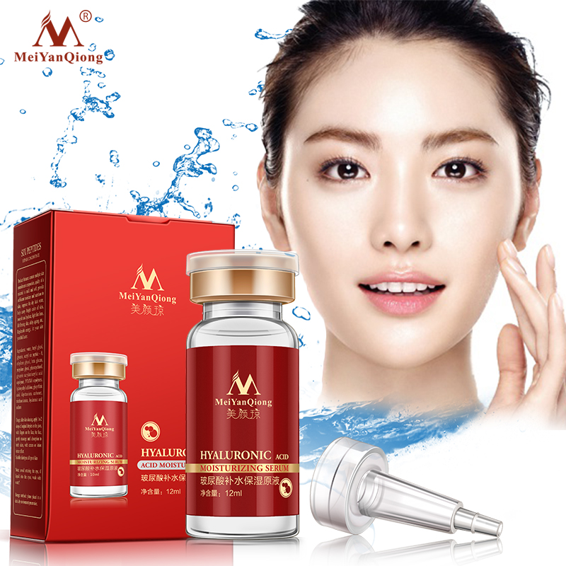 3pcs Hyaluronic Acid Anti Winkles Anti Aging Serum Face Care Cream Whitening Treatment Skin Care Repair Acne Pimples Moisturiz