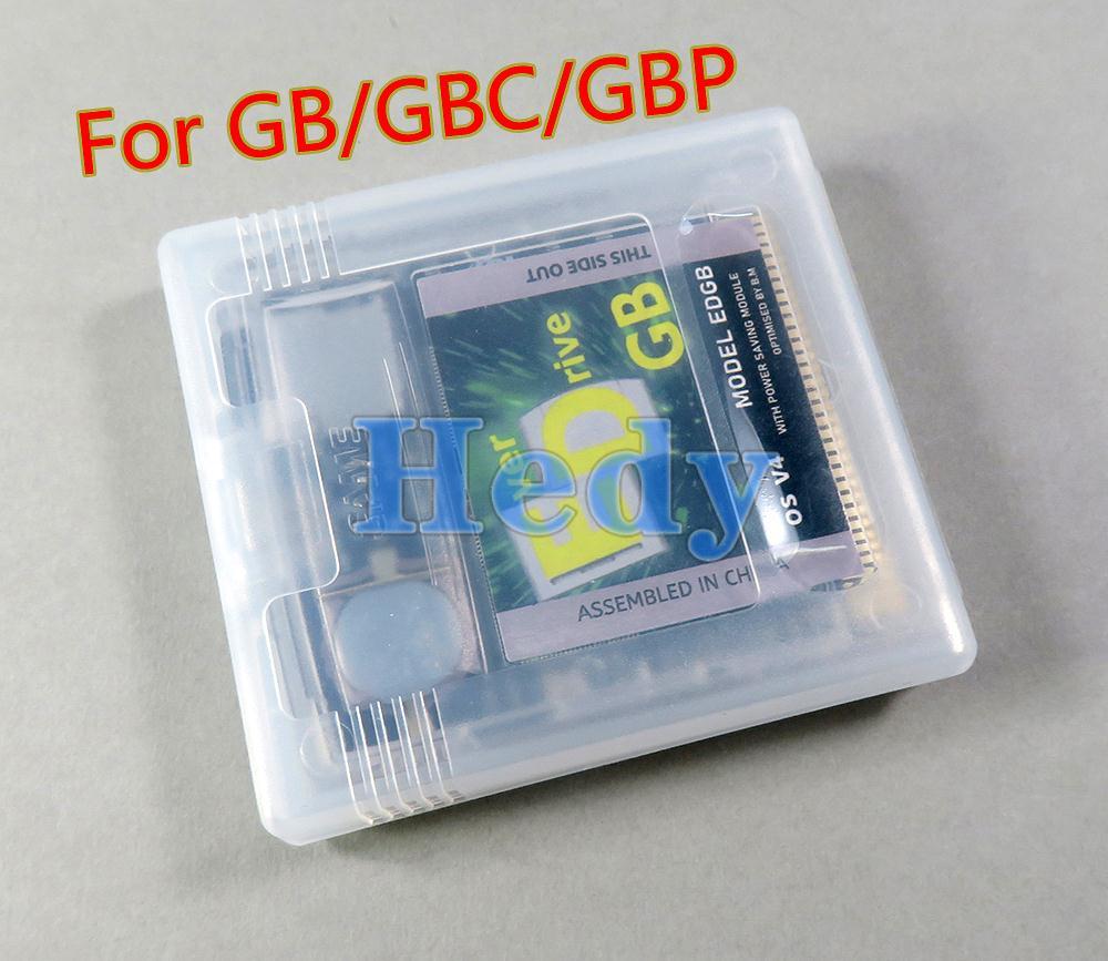 Juego de tarjetas de juego 2700 en 1, juego de versión China, EDGB Remix, para GB, GBC, GBP, juego de consola, con 4GB EDGB cartucho de juego, 1 Juego