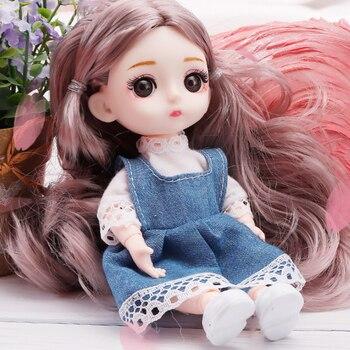 Кукла шарнирная 17 см. 4
