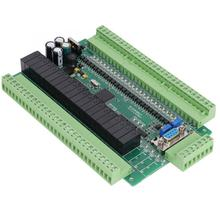 цены Programmable Logic Controller PLC with 4AD 2DA for Mitsubishi FX2N Industrial Control Board