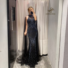 Роскошные вечерние платья принцессы с бусинами; 2020new style;