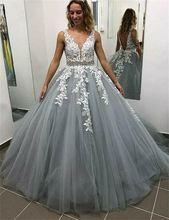 Женское свадебное платье it's yiiya белое винтажное Тюлевое