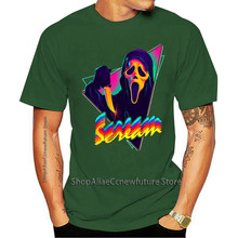 Camiseta Para O Dia Das Bruxas De Michael myers. Homme Tamanhos Grandes 2021 Leisure Fashion T-shirt 100% Cotton